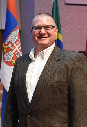 Pastor Tigg Vanaman